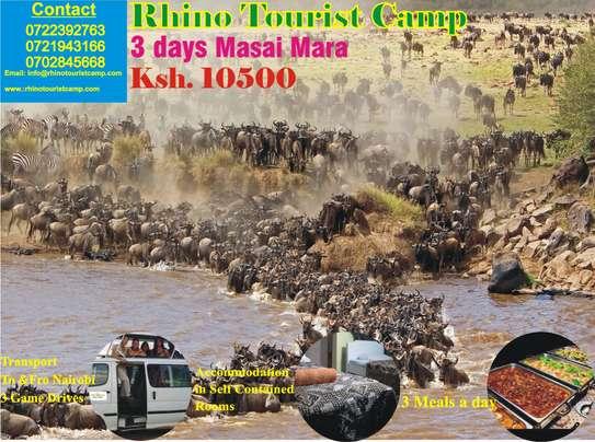 3 Days/2 Nights Masai Mara Safari image 1