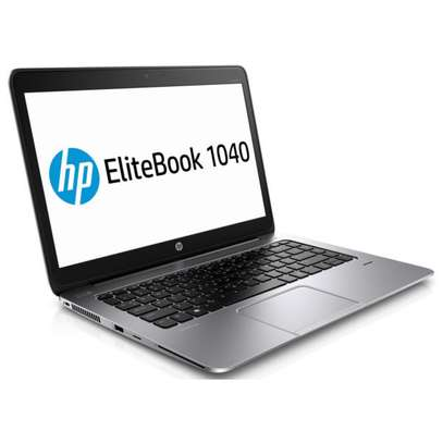 """HP EliteBook Folio 1040 G2 14"""" Notebook PC with 2.3GHz Intel Core i5/256GB SSD image 1"""