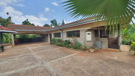 3 bedroom house for rent in Gigiri image 1