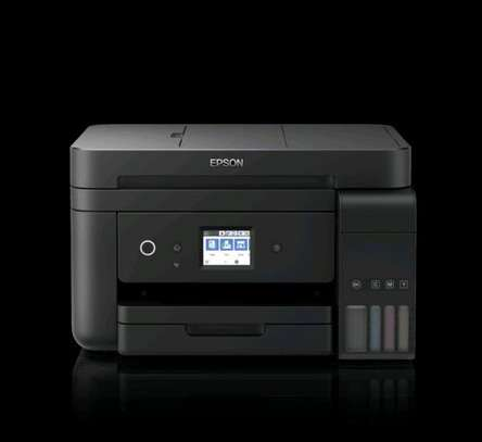 Epson L4160 Wi-Fi Duplex All-in-One Ink Tank Printer image 1