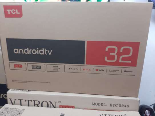 """TCL 32"""" Smart Android TV image 1"""