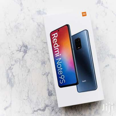 XIAOMI Redmi Note 9S, 6 GB + 128 GB (Dual SIM) - image 1