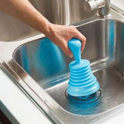 Sink Unblocker or Pump image 1