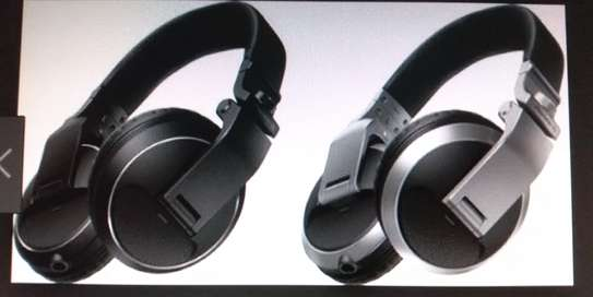 HDJ X5 HEADPHONES