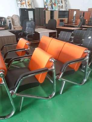 Waiting chairs image 1