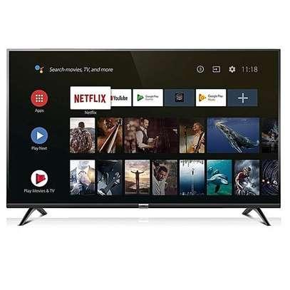 """Skyworth 32"""" SMART ANDROID TV,NETFLIX,YOUTUBE,FRAMELESS-32TB7000 image 1"""