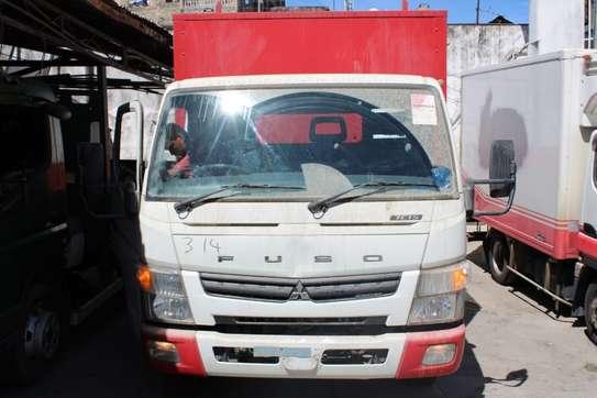 Mitsubishi Fuso image 1