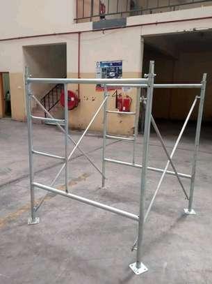 Scaffolding frame ladder for sale. image 1