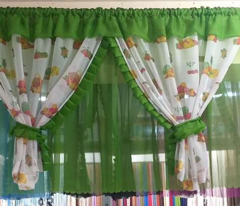 CUTAIN KITCHEN CURTAIN image 5