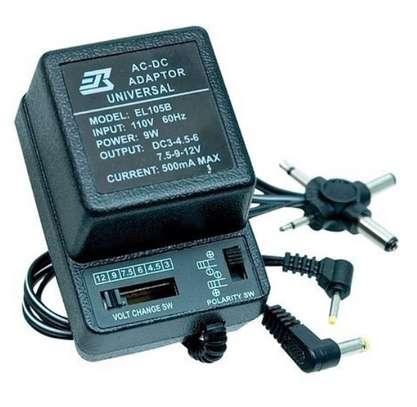 AC DC universal adapter image 1