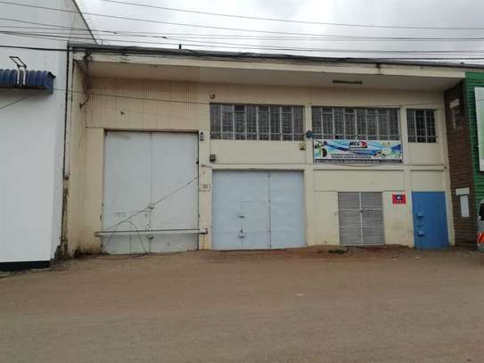 Industrial Area - Commercial Property, Warehouse