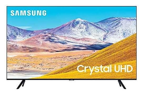 Samsung 65 inches Smart  UHD-4K Digital TVs 65TU8000 image 1