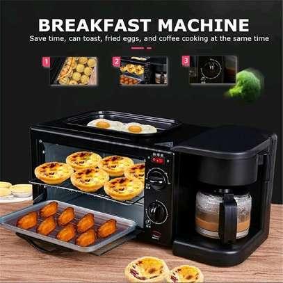 3 in 1 breakfast maker image 1
