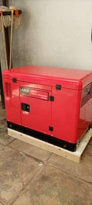 Diesel genset image 1