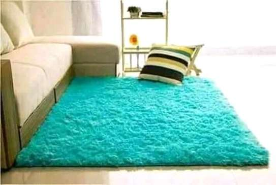 Fluffy carpet 5 by 8