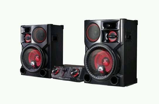 LG XBOOM CJ98 3500 watts image 1