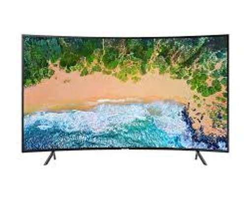 Samsung 49 inches Curved Smart 49RU7300 Digital TVs image 1