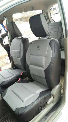 Marsabit car seat covers