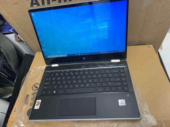 HP Pavilion 14 x360 with Core i5 10th Gen 16GB RAM, 1TB HDD + 128GB SSD image 2