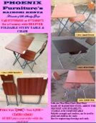 Study table & chair ( foldable)