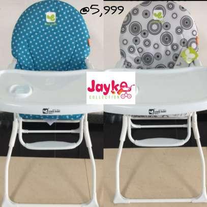 Kids Feeding chairs image 2
