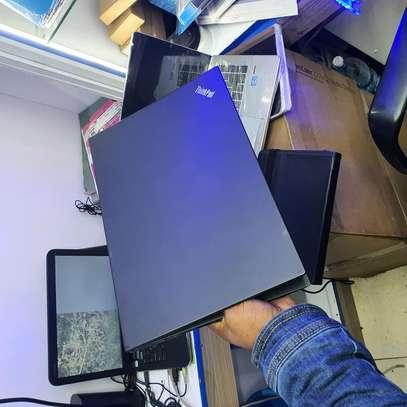 Lenovo thinkpad x1. core i5. 8gb ram. 256gb ssd image 1