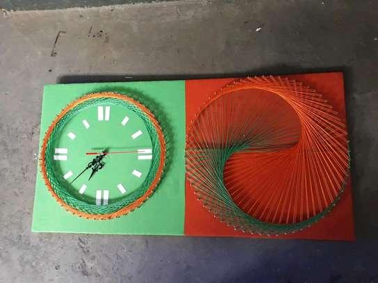Art wall clock/decoration wall clock image 1