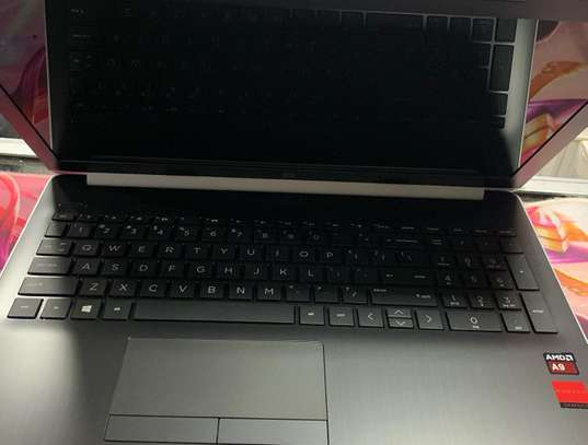 HP Notebook - 15 And A9 image 1