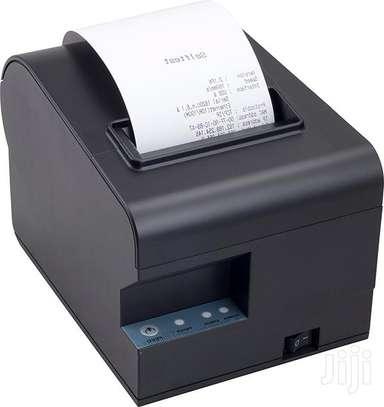 Lan + USB Ports Thermal Printer image 1