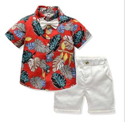weekend baby boy outfit image 3