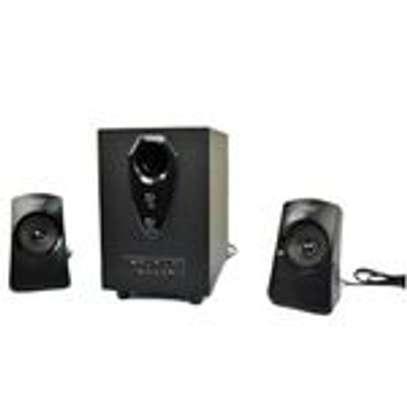 Vitron 2.1Ch Multimedia Speaker System AC/DC/BT – V209D image 1
