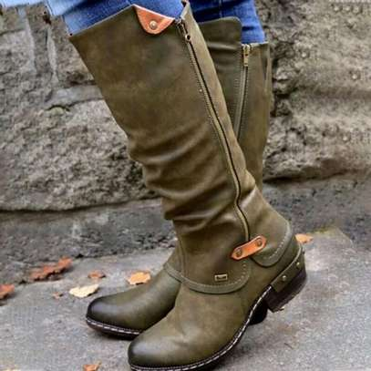 Long boots image 1