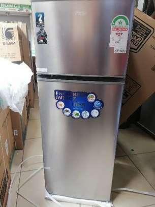 Mika mrdcd 207ss 201 litres double door fridge image 2
