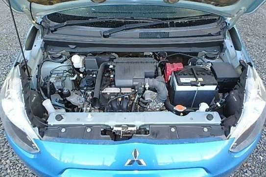Mitsubishi Mirage image 2