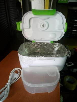 Electric and Heated Lunch Box image 1