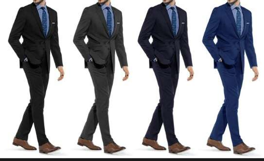 Slim Fit Men Suit image 3