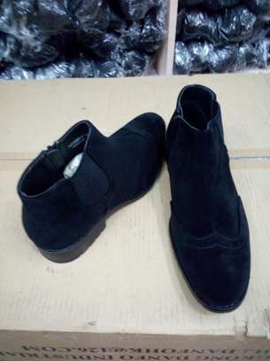 Suede Boots image 5