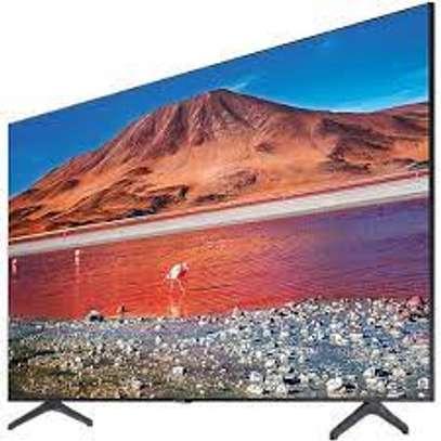 Samsung TU7000 55 inch HDR 4K UHD Smart LED TV image 1