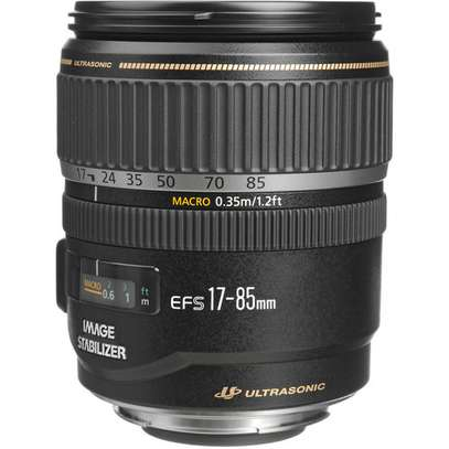 Canon 17-85mm wide angle