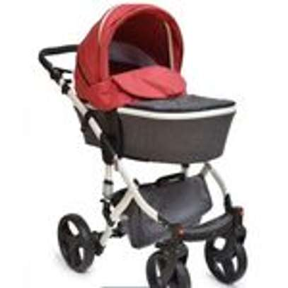3 in 1 Stroller Set Combo & Carry Cot (A stroller, bassinet & carrycot) image 3