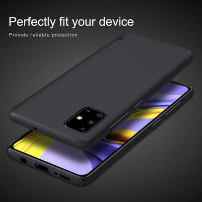 Galaxy A51 Nillkin Super Frosted Shield Matte cover case image 4