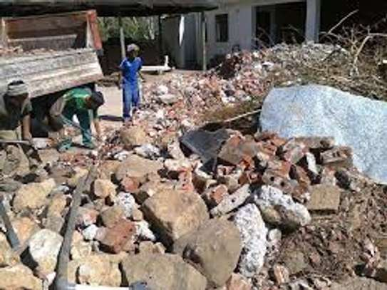 RUBBLE REMOVAL/TREE FELLING/DEMOLITION/SITE CLEARANCE-KENYA image 13