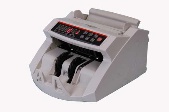 Currency Money Bill Counter with Counterfeit Detection Feature BL-2108 image 2