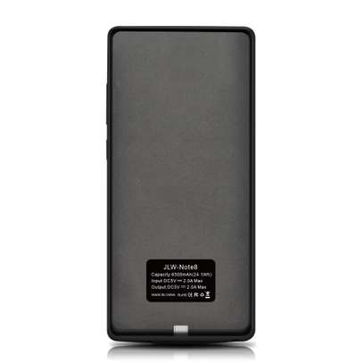 JLW 6500mAh Battery Case Cover Powercase Charger For Samsung Galaxy Note 8 image 6