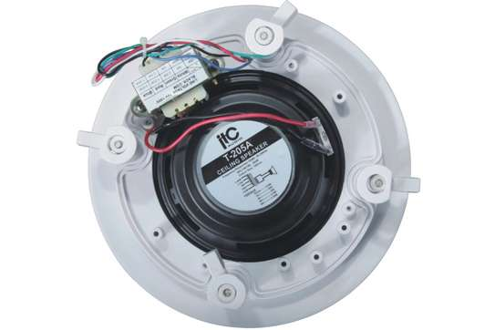 ITC T-208A 8-inch Coaxial Ceiling Speaker image 1