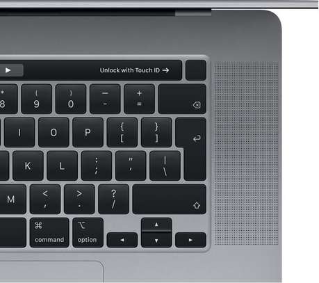 """MVVK2B/A - APPLE 16"""" MacBook Pro with Touch Bar (2019) - 1 TB SSD, Space Grey image 4"""