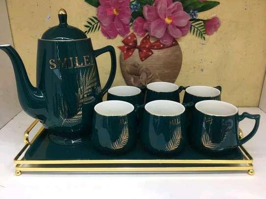 *Ceramic Tea Sets at Ksh 6000/-* image 1