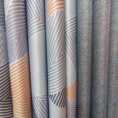 Latest design window curtains and sheers image 9