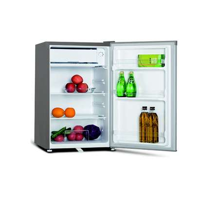 Mika Refrigerator, 92L, Direct Cool, Single Door, Line Silver Light image 2
