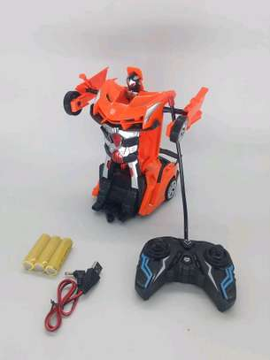 Reachargeable robot